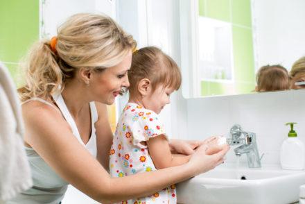 dziecko i higiena