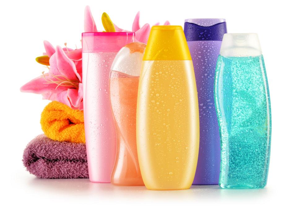 żele do mycia