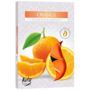 Bispol Świece zapachowe Pomarańcza