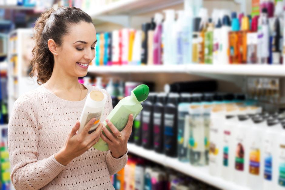 zakup szamponu