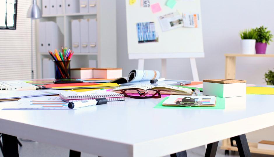 zorganizowane biuro